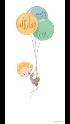Happy birthday Little Hiddles by HAsh