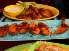 Rachael Ray Show - Food - Jorge Cruise's Tossing Around the Ol' Potato Skins