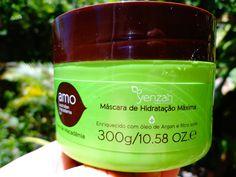 Nutrição - Máscara - AMO Óleo de Macadâmia - Yenzah