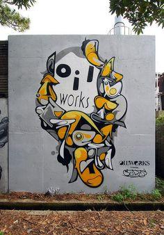 Street Artist Suiko