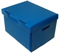 Polypropylene Eu Plastic 5 Ply Corrugated Specifications Box For Scooter And Motorcycle