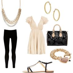 chic casual, created by ashley-costales.polyvore.com