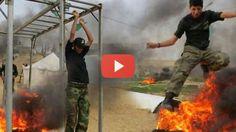 VIDEO: Thousands of Children Graduate Hamas Terror Training Camp: