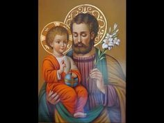 Preghiera del Sacro Manto in onore di San Giuseppe - YouTube