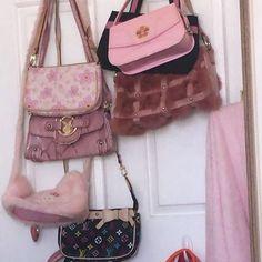 Mini Purse, Mini Bag, My Bags, Purses And Bags, Fashion Bags, Fashion Accessories, Pink Accessories, Fashion Outfits, Aesthetic Bags