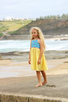 Sew Ready for Summer: The Amsterdam Dress by Little Lizard King and The Vanessa Fluid Pants by Jalie — Pattern Revolution