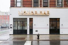 Schiller's Liquor Bar - LES