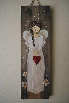 Anjel so srdcom...
