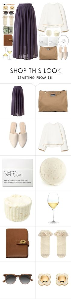 """""""Wow, two years!"""" by arcano ❤ liked on Polyvore featuring Chicwish, Marni, NARS Cosmetics, Nordstrom, Mulberry, Monsoon, Ace, Orla Kiely and Stila"""