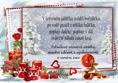 vanoce_vanocni_prani Christmas Wishes, Christmas Pictures, Winter Christmas, Merry Christmas, Quotes, Merry Little Christmas, Quotations, Happy Merry Christmas, Xmas Pictures
