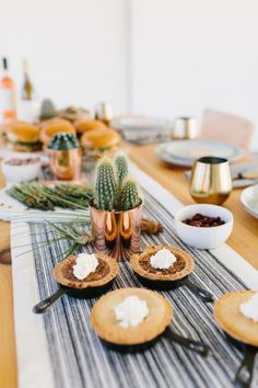 11 Completely Modern Thanksgiving Decor and DIY Ideas | Hunker | Thanksgiving decor ideas for a modern california home