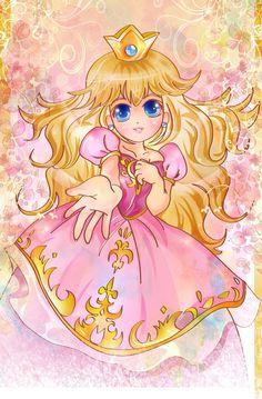 Mario: Peach - Hold My Hand by Dellirium