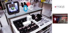 Macy's Goes Millennial with High-Tech Offerings, Including 3D Printed Selfies