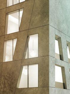 GSO Nürnberg Information Centre Competition Entry / Studio DMTW