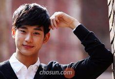 Kim Soo Hyun for Chosun, 2012