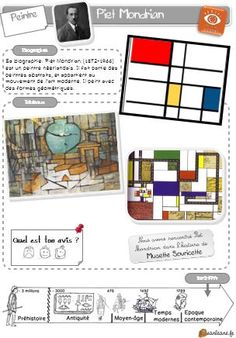Coupon Michaels Arts And Crafts Piet Mondrian, Art History Timeline, Art History Major, Art Education Lessons, Art Lessons, Education Logo, Education Quotes, Middle School Art, Art School