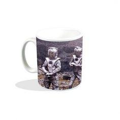 Cybermen Clasico st pauls -  taza ceramica - doctor who #DoctorWho #Drwho 9,95€