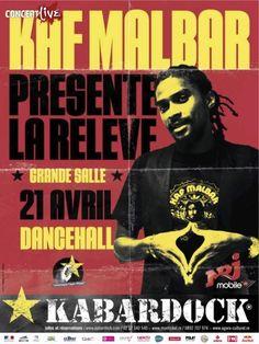 Concert Kaf Malbar à Le Kabardock (la Réunion) (Le Port) le 21/04/2012 | concertlive.fr