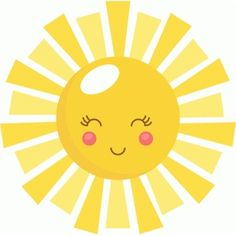 Daily freebie Miss Kate Cuttables--Pretty Sun cut file SVG cutting file for scrapbooking sun svg cut files free svgs cute cut files for cricut Sun Clip Art, Sun Art, Image Svg, Sunshine Birthday, Cute Sun, Dibujos Cute, Cute Clipart, You Are My Sunshine, Silhouette Design