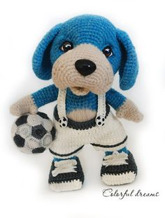 Crochet pattern Puppy