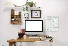 Wall Memo Calendar, calendrier perpétuel et ludique pour le bureau, édition Moulin Flèche