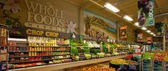 comida sana en supermercados de esatdos unidos