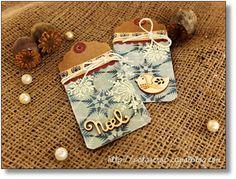 Blog: J-23 / Des tags pour embellir vos emballages   Artemio Créateur d'idées