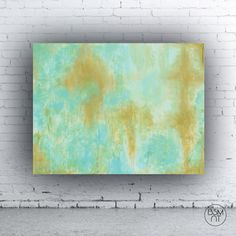Hey, I found this really awesome Etsy listing at https://www.etsy.com/ca/listing/199808906/basemint-painting-abstract-art-original