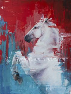 """""""Perseus"""" 12x16"""" oil on panel. Original by Morgan Cameron Art www.morgancameronart.com. Painting available through Equis Art Gallery. www.equisart.com I have unfortunately had a bit of trouble with this painting being stolen by production companies and painting re-productions so I had to throw a watermark right across the middle and take away from the charm of the image."""