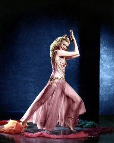 Rita Hayworth - SALOME