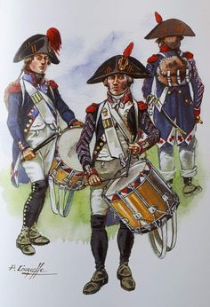 French Army, French Revolution, Napoleonic Wars, Military Art, Toulouse, Les Oeuvres, History, Soldiers, Fictional Characters