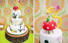Tinkerbell Tinkerbell Guest Dessert Feature