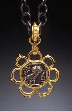 Hughes-Bosca Jewelry | Pendants & Brooches