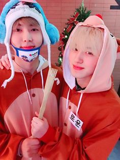 Jaeyoon and Chani