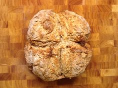 Soda Bread, delicious and so easy to make.  Paul Hollywood recipe