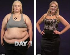 extreme weight loss before and after | Stunning change: Ashley, a 21-year-old cosmetology student from Rancho ...