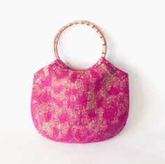 Hey, I found this really awesome Etsy listing at https://www.etsy.com/listing/159975365/pink-boho-hand-bag-shoulder-hand-felted