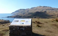 Ben Hiant (Ardnamurchan): A pleasant walk up Ben Hiant on mostly well defined path with amazing views over Ardnamurchan, Morvern, Mull, The Small Isles and beyond. West Coast Scotland, Lighthouse, Paths, Wildlife, Castle, Walking, Honeymoon Ideas, Explore, Country
