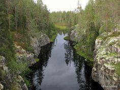 Jokerinsalon Hiidenportti, Finland