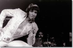 Elvis : Madison Square Garden, June 10, 1972, Matinee Show {Blue Wheat Jumpsuit}