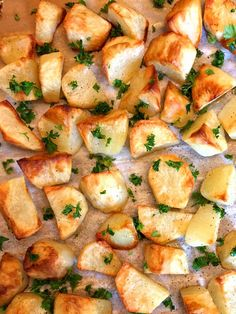 Roasting Potatoes In The Oven