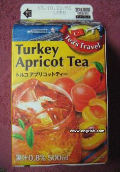 Finally.. someone spliced the flavors of turkey and apricots... derectable!