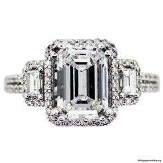 black diamond engagement ring - My Engagement Ring