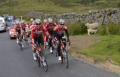 Recon: etappe 1 Tour de France