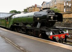 Locomotive 4472, The Flying Scotsman - Scarborough Spa Express