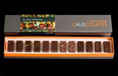 The Pure Collection by Damien Allsop: A celebration of the best artisan chocolate in the world.