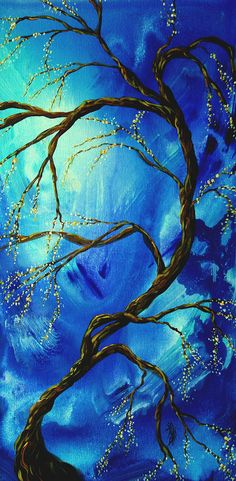 Blue Veil Megan Duncanson. I like the colors in this painting.
