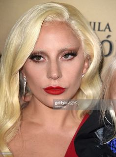 Lady Gaga arrives at the Premiere Screening Of FX's 'American Horror Story: Hotel' at Regal Cinemas L.A. Live on October 3, 2015 in Los Angeles, California.