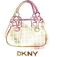 DKNY bag by Sarah Nelsen, via Flickr