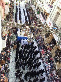 Fiestas de Moros y Cristianos Alcoy Spain 2